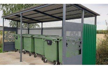 Новые контейнерные площадки появились в деревнях Низинского поселения