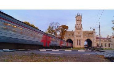 Ремонт на железнодорожных переездах