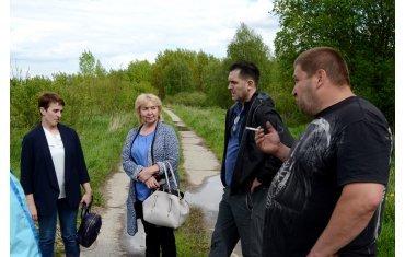 Озеро близ Порзолова - проблема, требующая решения