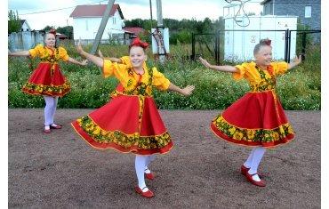 День деревни Узигонты